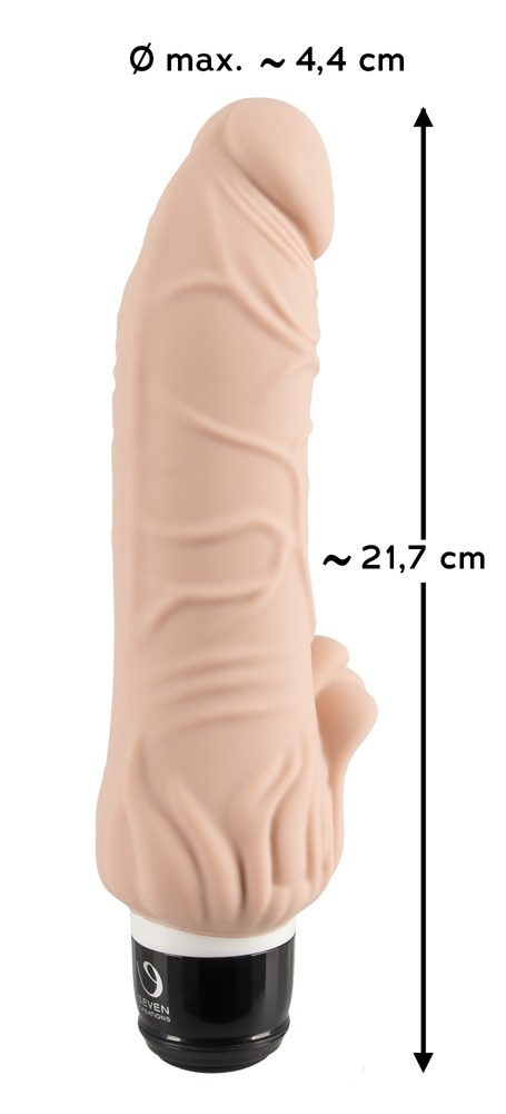 Classic Silicone #4 Rechargeable, 21/4