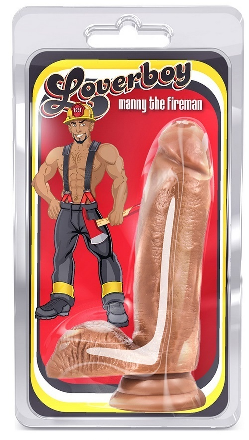 Loverboy Manny The Fireman, 13/4
