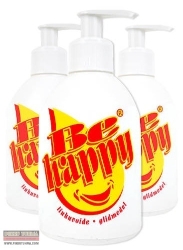 Be Happy, 300 ml (pumppupullo)