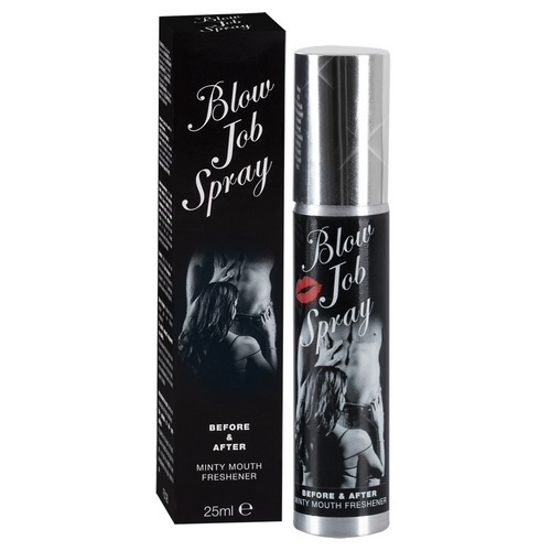 Blow Job Spray, 25 ml