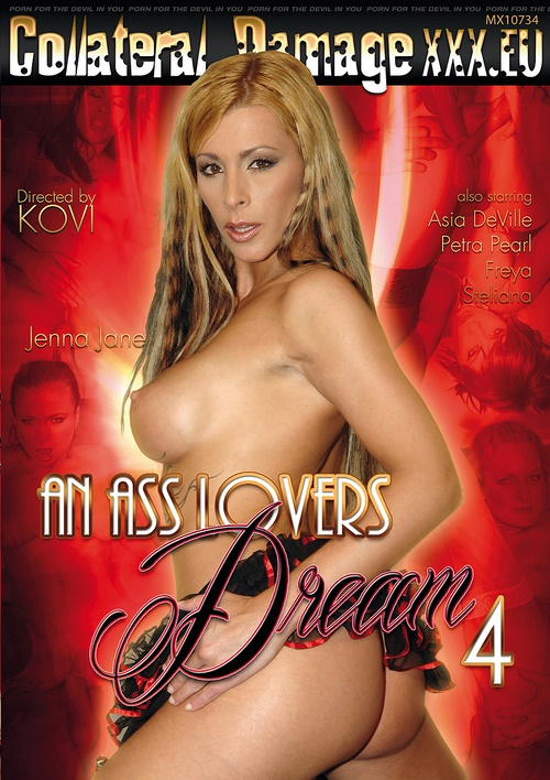 An Ass Lovers Dream 04, DVD