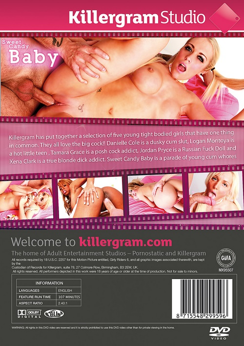 Sweet Candy Baby, DVD