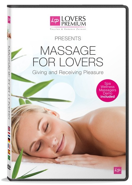 Massage For Lovers, DVD