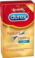 Durex Natural Feeling, 12 kpl