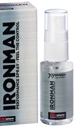 Ironman Spray, 30 ml