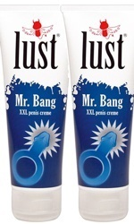 Mr Bang XXL Penis Creme, 80 ml