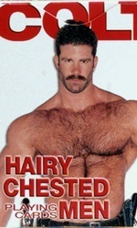 Colt Hairy Chested Men -pelikortit